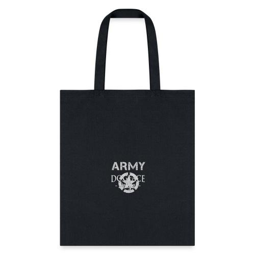 Old Army/Veteran (Armor) - Tote Bag