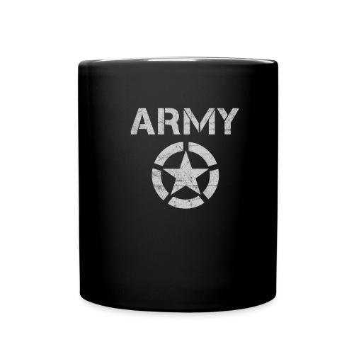 Old Army/Veteran (Armor) - Full Color Mug