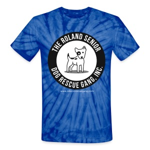 Men's Shirt - Unisex Tie Dye T-Shirt