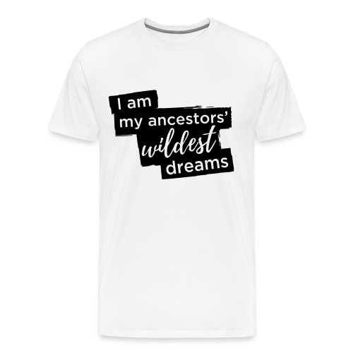 Ancestors Dreams large - Men's Premium T-Shirt