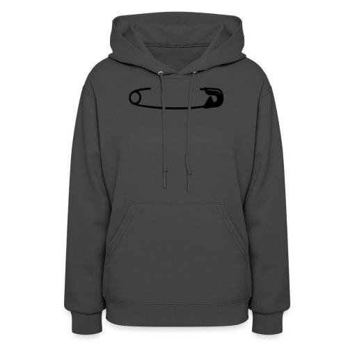 Safety Pin - Women's Hoodie