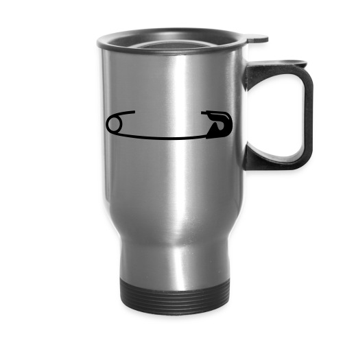 Safety Pin - Travel Mug