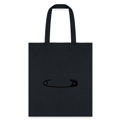 Safety Pin - Tote Bag
