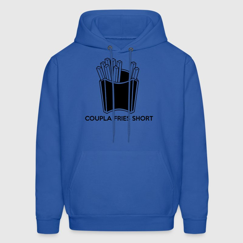 Coupla Fries Short - Men's Hoodie