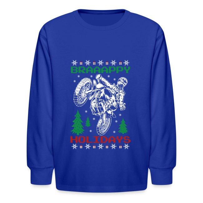 Motocross Braaappy Christmas