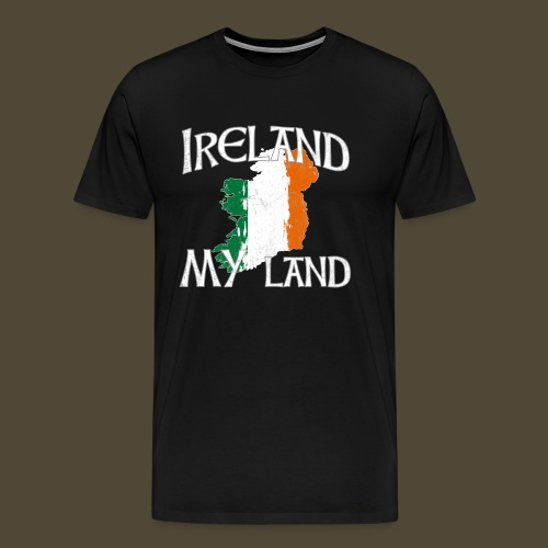 Ireland - My Land - Men's Premium T-Shirt