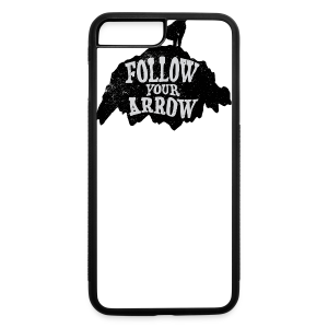 Follow Your Arrow - iPhone 7 Plus Rubber Case
