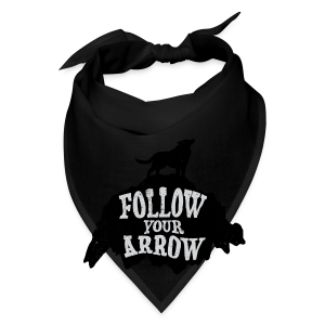 Follow Your Arrow - Bandana