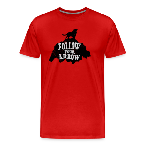 Follow Your Arrow - Men's Premium T-Shirt
