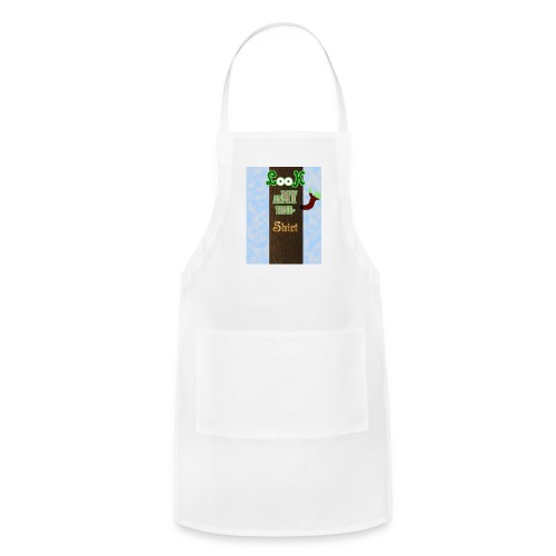 Look At My Tree Shirt - Adjustable Apron