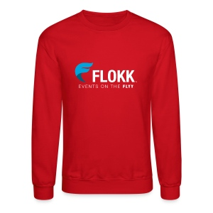 Ladies Flokk Logo T-Shirt - Crewneck Sweatshirt