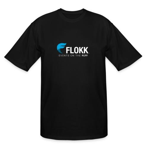 Ladies Flokk Logo T-Shirt - Men's Tall T-Shirt