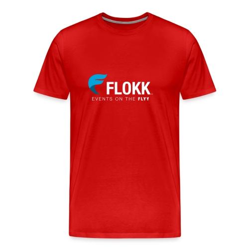 Ladies Flokk Logo T-Shirt - Men's Premium T-Shirt