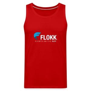 Ladies Flokk Logo T-Shirt - Men's Premium Tank