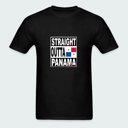 Straight outta... - Men's T-Shirt