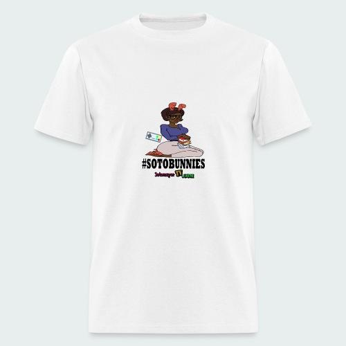 #Sotobunnies - Men's T-Shirt