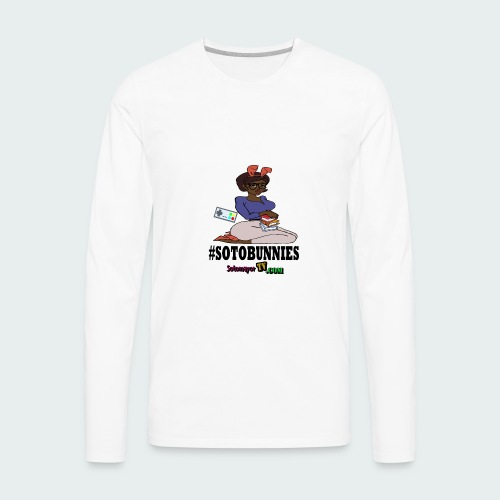 #Sotobunnies - Men's Premium Long Sleeve T-Shirt