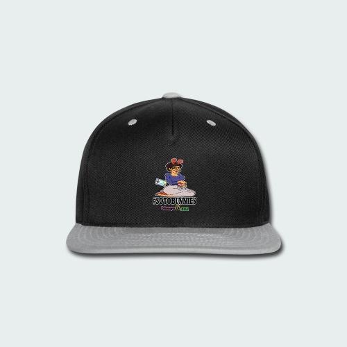 #Sotobunnies - Snap-back Baseball Cap