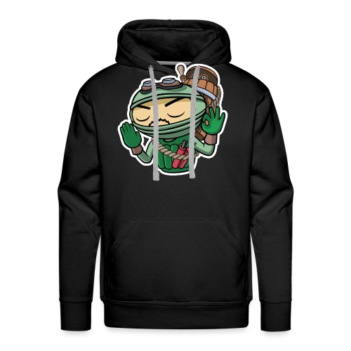 Cayin Techies - Men's Premium Hoodie