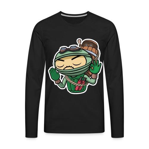 Cayin Techies - Men's Premium Long Sleeve T-Shirt