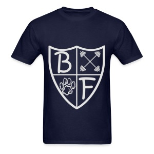 BF 1/4 Shield Long Sleeve - Men's T-Shirt