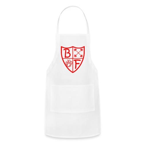 BF 1/4 Shield Long Sleeve - Adjustable Apron