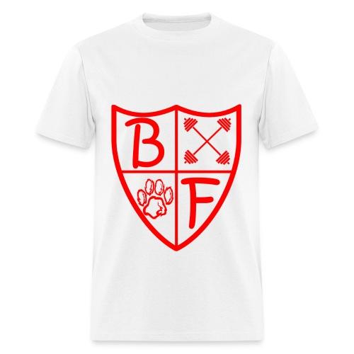 BF 1/4 Shield Long Sleeve - Men's T-Shirt