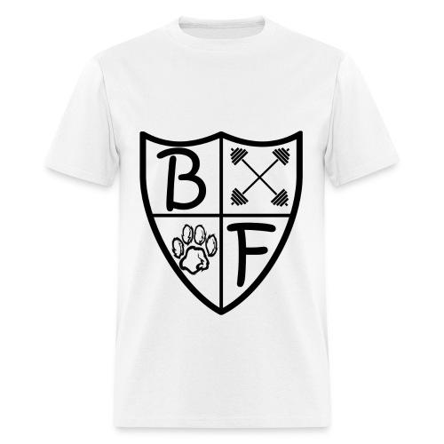 Viking Shield Long Sleeve - Men's T-Shirt