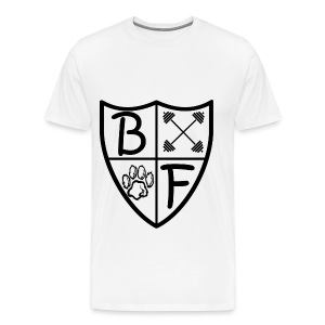 Viking Shield Long Sleeve - Men's Premium T-Shirt