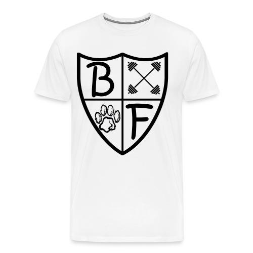 Viking Shield Long Sleeve - Men's Premium T-Shirt