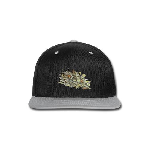 Pensil One - Design for New York Graffiti Color Logo - Snap-back Baseball Cap