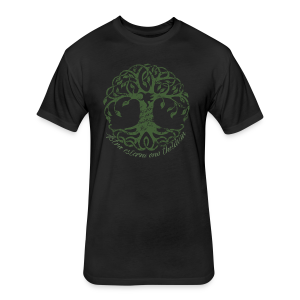 Friend of the Elves (Yawë in the Trees) T-Shirt (Unisex) - Fitted Cotton/Poly T-Shirt by Next Level