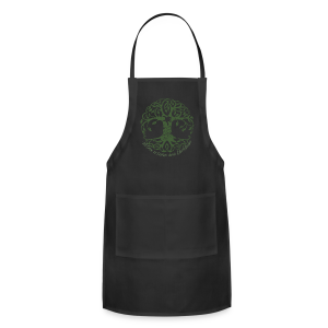 Friend of the Elves (Yawë in the Trees) T-Shirt (Unisex) - Adjustable Apron