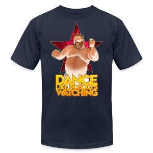 Dance like nobody's watching you - Men's Fine Jersey T-Shirt