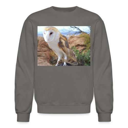 Barn Owl - Crewneck Sweatshirt