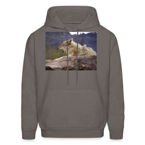 Coyote - Men's Hoodie