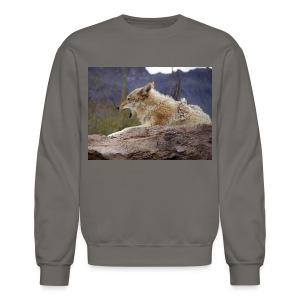 Coyote - Crewneck Sweatshirt