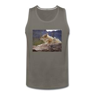 Coyote - Men's Premium Tank