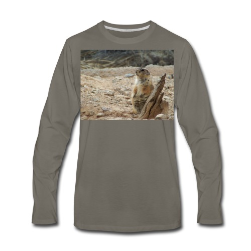 Prairie Dog - Men's Premium Long Sleeve T-Shirt