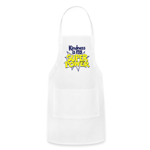 Kindness is my Super Power - Adjustable Apron