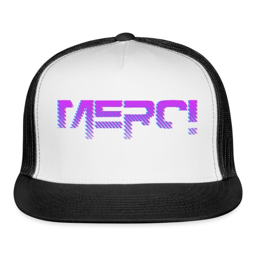 Merci Pink NB - Trucker Cap