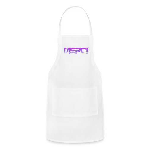 Merci Pink NB - Adjustable Apron