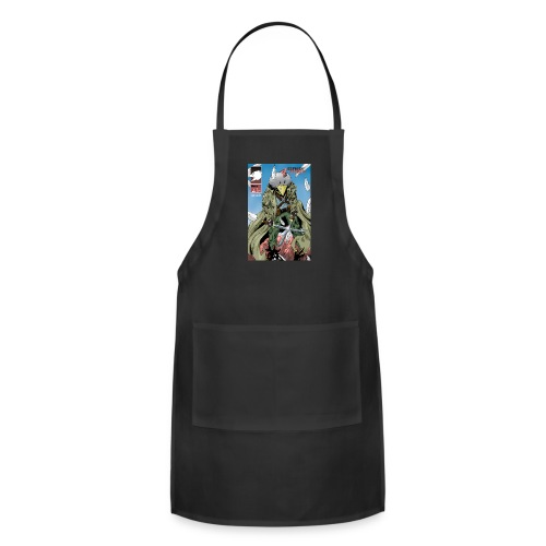 Cornish Assault #1 cover - Adjustable Apron