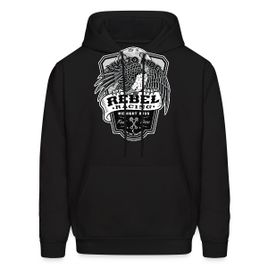 Live to Ride_Midnight Bugs - Men's Hoodie