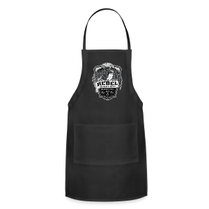 Live to Ride_Midnight Bugs - Adjustable Apron