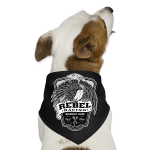 Live to Ride_Midnight Bugs - Dog Bandana