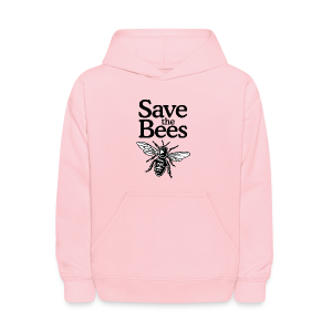 Save The Bees (bicolor) S-5X T-Shirt - Kids' Hoodie