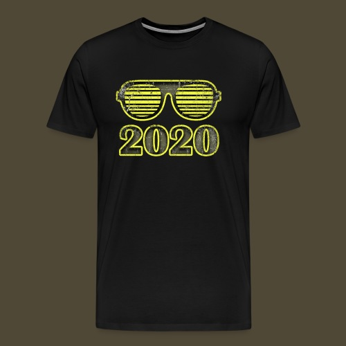 2020 Y'all - Men's Premium T-Shirt