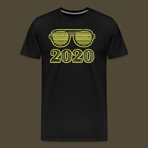 2020 Y'all - Men's Premium T-Shirt
