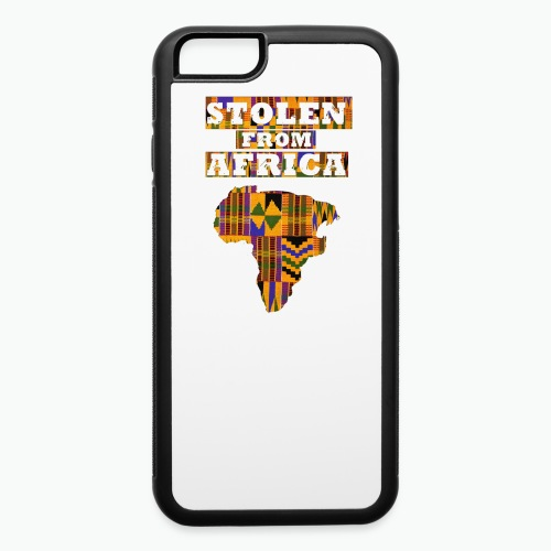 Stolen From Africa Apparel - iPhone 6/6s Rubber Case
